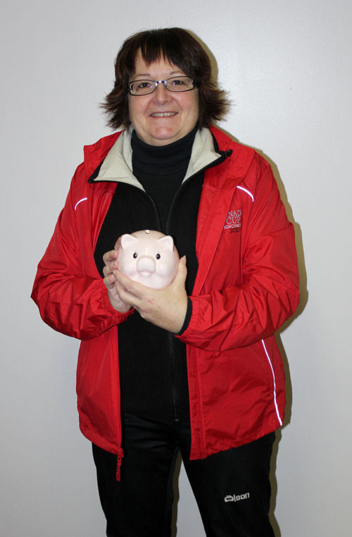 Pam Schauffert - Hog-a-Rock Winner B